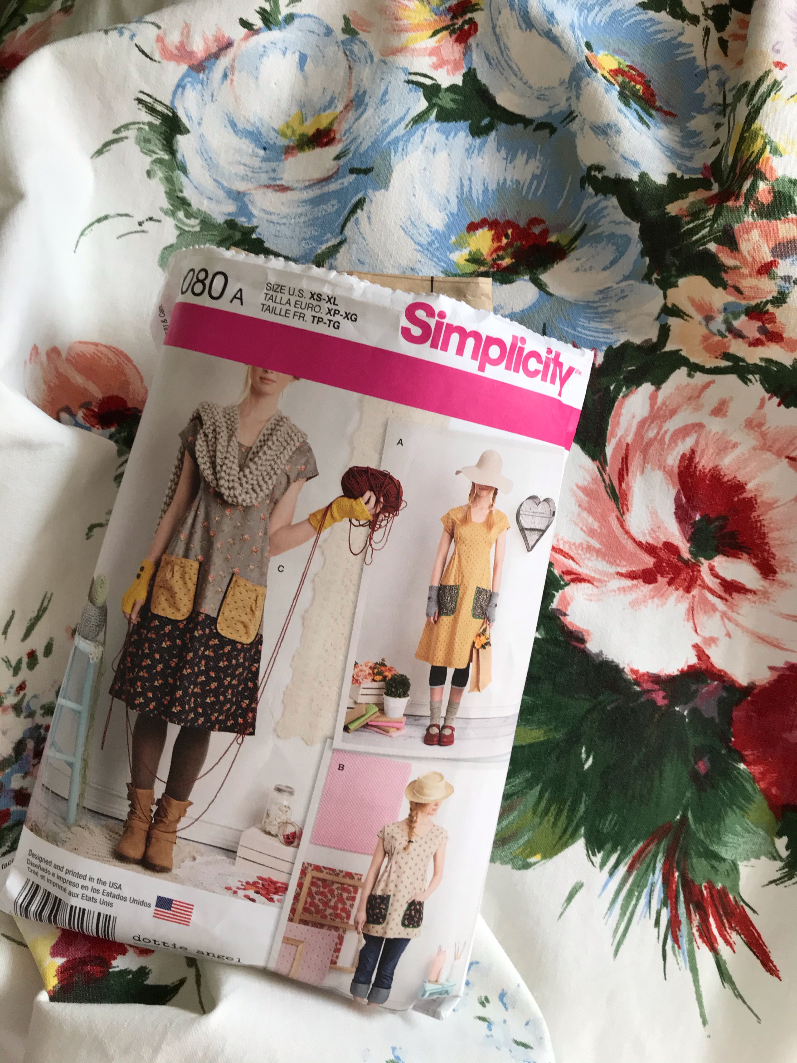 Dressmaking blog