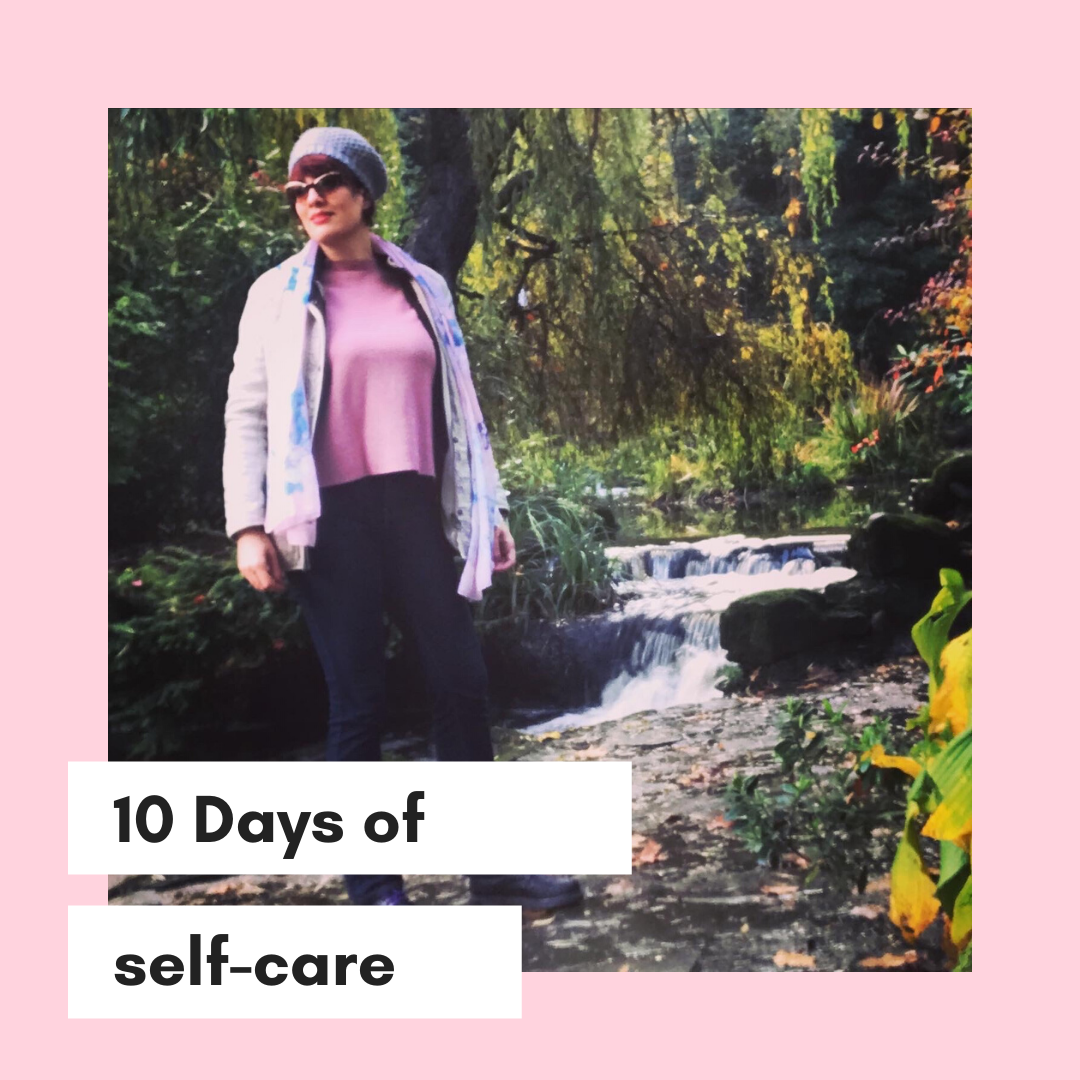 10 days of Self-Care