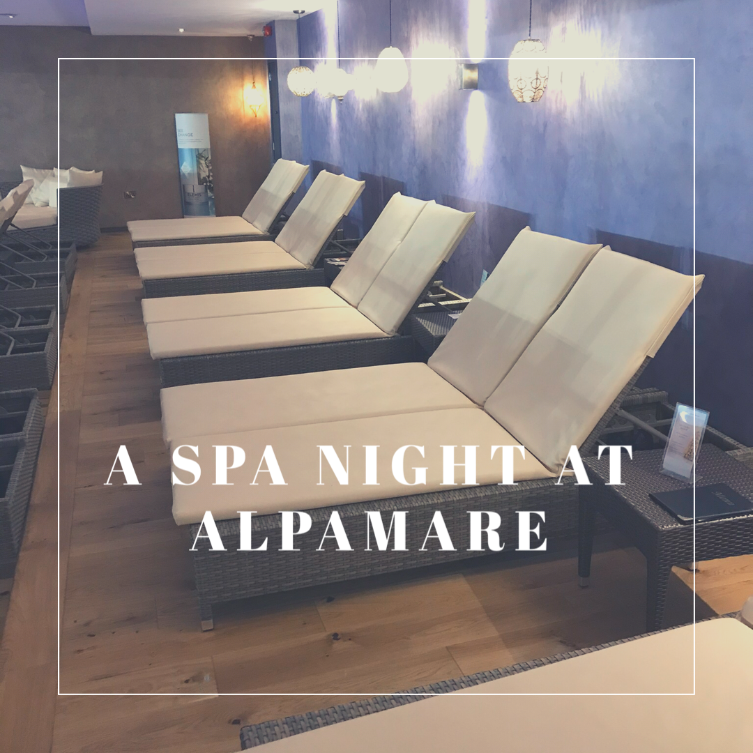 A Spa Night at Alpamare