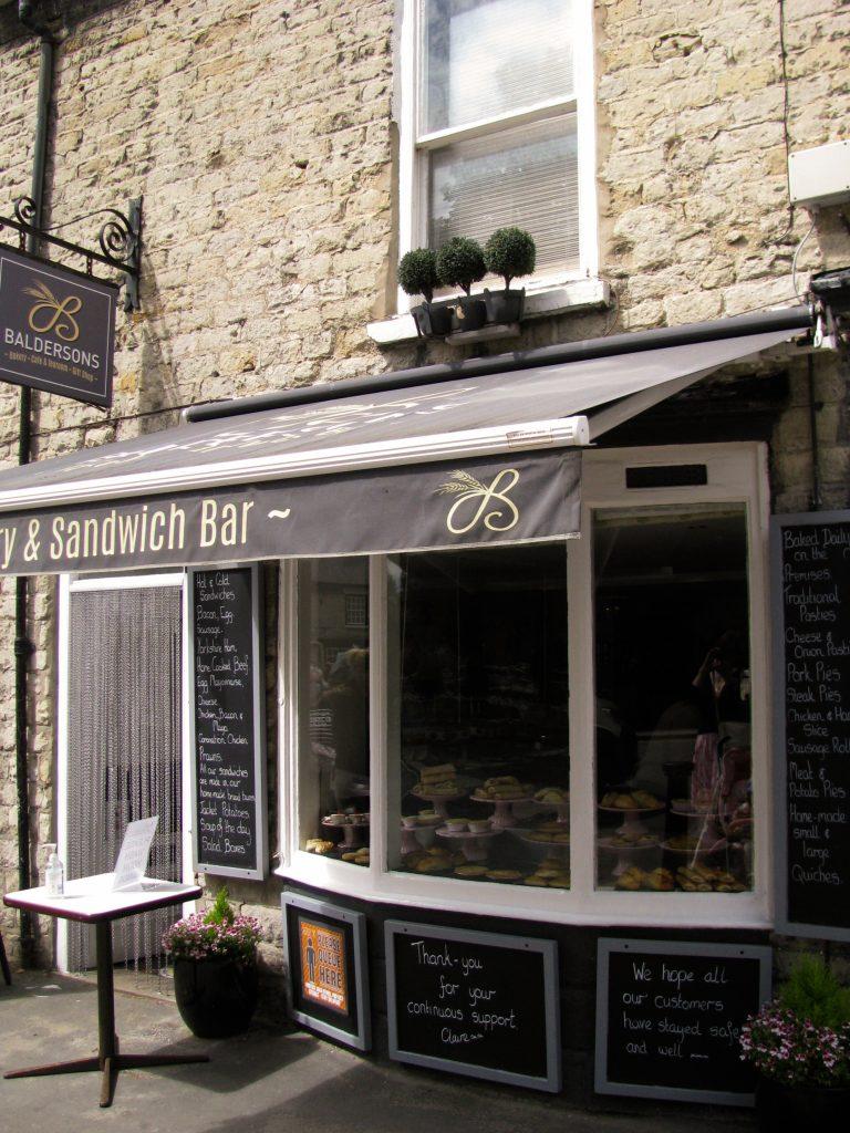 Balderson's bakery, Thornton le dale, North Yorkshire Moors