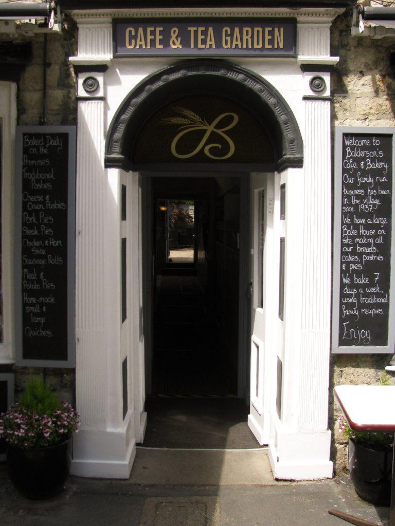 Balderson's cafe