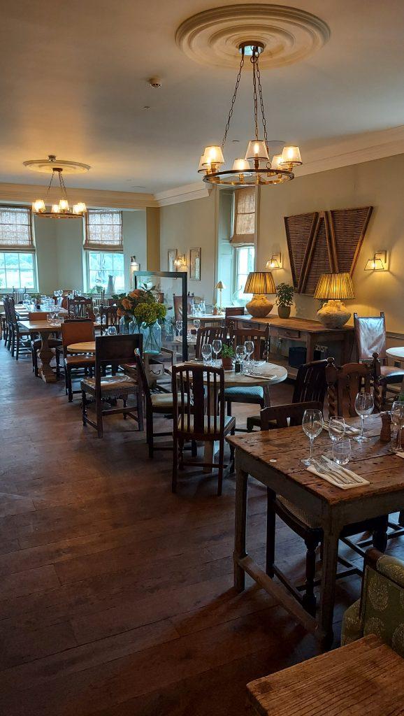 Luxury restaurant yorkshire
