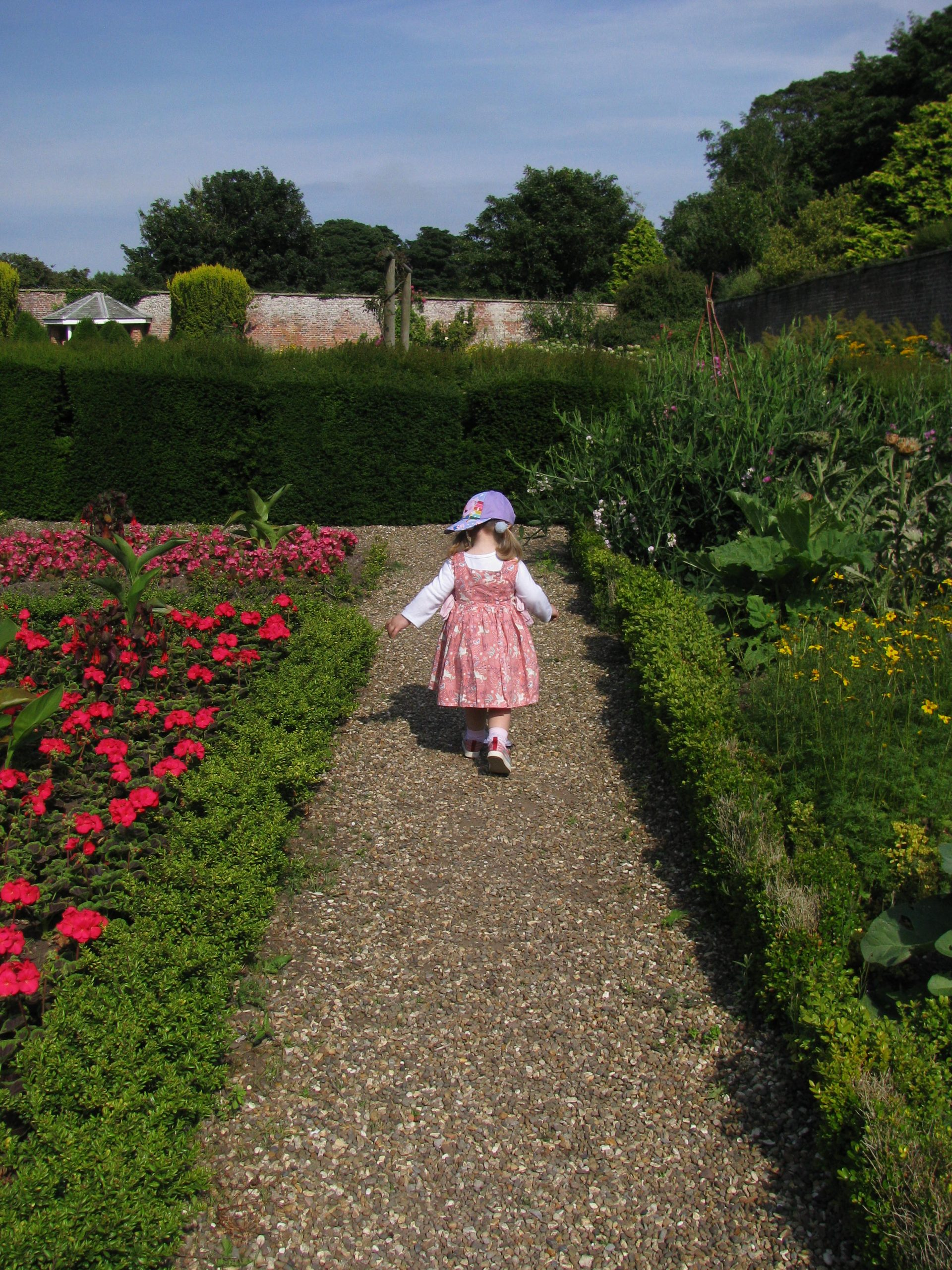 Beautiful Spaces at Sewerby Hall and Gardens